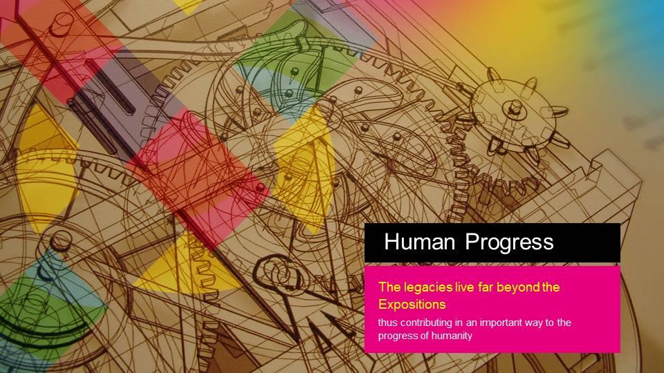 progression of humans